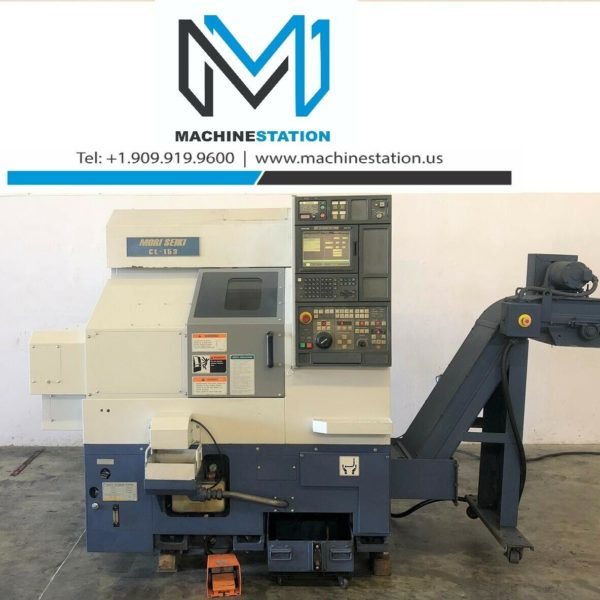 Used Mori Seiki CL-153 CNC Turning Center for Sale in California