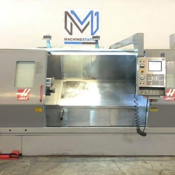 Haas SL-40TLB Long bed CNC Turning Center for Sale in California