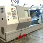 Haas SL-40TLB Long bed CNC Turning Center for Sale in California a