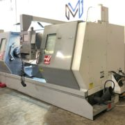 Haas SL-40TLB Long bed CNC Turning Center for Sale in California b