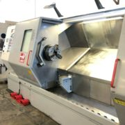 Haas SL-40TLB Long bed CNC Turning Center for Sale in California c