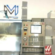 Haas SL-40TLB Long bed CNC Turning Center for Sale in California e