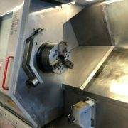 Haas SL-40TLB Long bed CNC Turning Center for Sale in California g