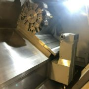 Haas SL-40TLB Long bed CNC Turning Center for Sale in California h