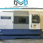 Mori Seiki SL-400BMC Lie Tool Turn Mill Lathe for Sale in California USA a