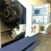 Mori Seiki SL-400BMC Lie Tool Turn Mill Lathe for Sale in California USA e
