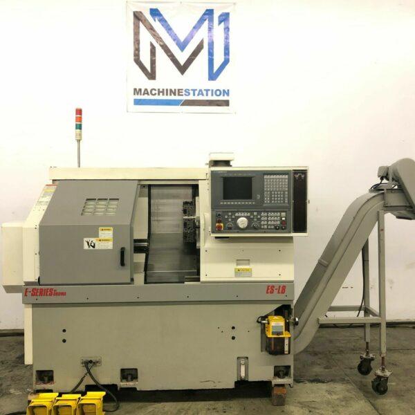 Okuma ES-L8 CNC Turning Center for Sale in MachineStation California (1)
