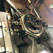 Used Mori Seiki SL-80 CNC Turning Center (10)