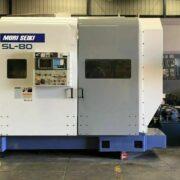Used Mori Seiki SL-80 CNC Turning Center (2)