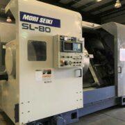 Used Mori Seiki SL-80 CNC Turning Center (3)