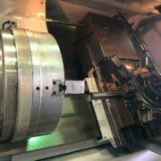 Used Mori Seiki SL-80 CNC Turning Center (9)