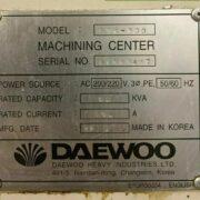 Daewoo Doosan DMV-500 Vertical Machining Center for Sale in MachineStation USA (12)