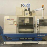 Daewoo Doosan DMV-500 Vertical Machining Center for Sale in MachineStation USA (2)