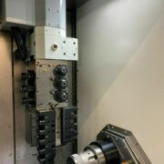 Demo Model QuickTech i42-Twin 7 Axis CNC Turning Lathe (10)