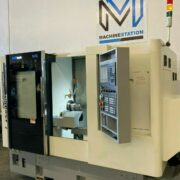 Demo Model QuickTech i42-Twin 7 Axis CNC Turning Lathe (3)
