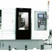 Demo Model QuickTech i42-Twin 7 Axis CNC Turning Lathe (5)