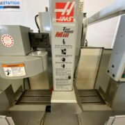 HAAS TM-1 Tool Room CNC Mill for Sale in California (6)