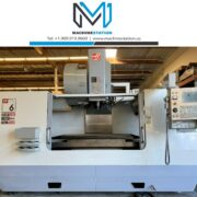 Haas VF-6by50 Vertical Machining Center for Sale in California (3)