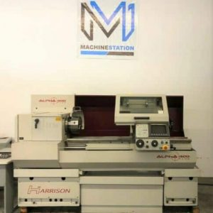 Harrison Alpha 400 CNC Turning Center