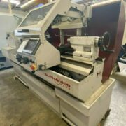 Harrison Alpha 400 CNC Turning Center for Sale in California USA (3)