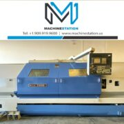 Ikegai TU-30LL CNC Long Bed Turning Center for Sale in California USA (2)