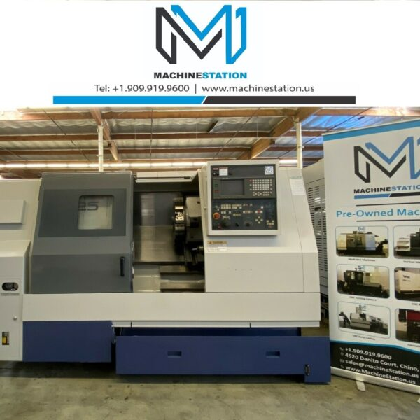Mori Seiki SL-25B CNC Lathe Turning Center for Sale in MachineStation USA (1)