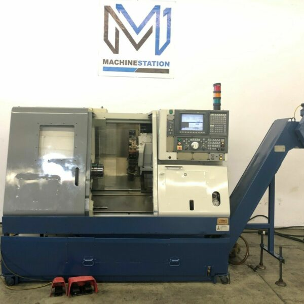 Okuma Captain L370 780-S CNC Turning Center for Sale in California (1)