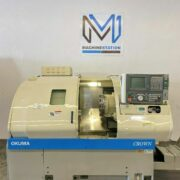 Okuma Crown 762S CNC Turning Center for Sale in California USA (1)