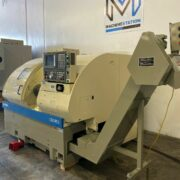 Okuma Crown 762S CNC Turning Center for Sale in California USA (4)