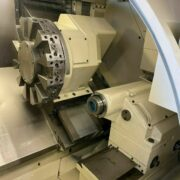 Okuma Crown 762S CNC Turning Center for Sale in California USA (9)