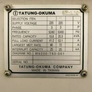 Okuma ES-L10 CNC Turning Center for Sale in California (10)