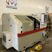 Okuma ES-L10 CNC Turning Center for Sale in California (3)