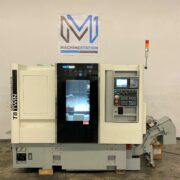 QuickTech T8-M CNC Turn Mill Lathe Demo Model for Sale in California (2)