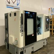 QuickTech T8-M CNC Turn Mill Lathe Demo Model for Sale in California (3)