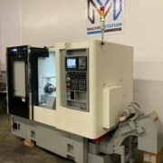 QuickTech T8-M CNC Turn Mill Lathe Demo Model for Sale in California (4)