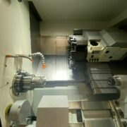 QuickTech T8-M CNC Turn Mill Lathe Demo Model for Sale in California (5)