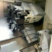 QuickTech T8-M CNC Turn Mill Lathe Demo Model for Sale in California (7)