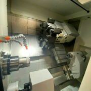 QuickTech T8-M CNC Turn Mill Lathe Demo Model for Sale in California (8)