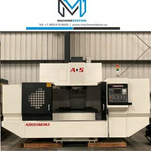 Amera Seiki A-5 Vertical Machining Center for Sale in California (1)
