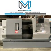 Haas SL-30B CNC Big Bore Turning Center for Sale in California (1)