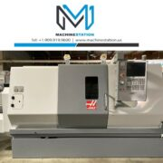 Haas SL-30B CNC Big Bore Turning Center for Sale in California (2)