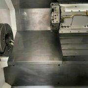Haas SL-30B CNC Big Bore Turning Center for Sale in California (7)