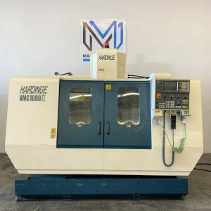 Hardinge VMC-1000II Vertical Machining Center for Sale in California (1)