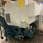 Akira Seiki SL-25 CNC Lathe Turning Center for Sale in California (10)