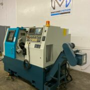 Akira Seiki SL-25 CNC Lathe Turning Center for Sale in California (3)