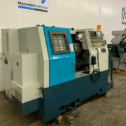 Akira Seiki SL-25 CNC Lathe Turning Center for Sale in California (4)
