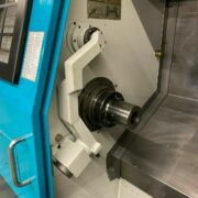 Akira Seiki SL-25 CNC Lathe Turning Center for Sale in California (7)