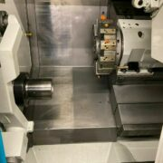 Akira Seiki SL-25 CNC Lathe Turning Center for Sale in California (8)