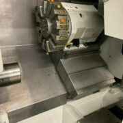 Akira Seiki SL-25 CNC Lathe Turning Center for Sale in California (9)