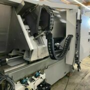 Haas TL-25 CNC Turn Mill Center for Sale in California (10)